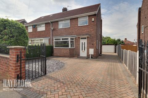 3 bedroom semi-detached house for sale - Manor Road, Brinsworth