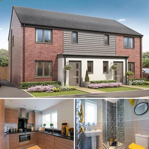 3 bedroom end of terrace house for sale - Plot 19, The Hanbury at Ashworth Place, Tithebarn Lane EX1