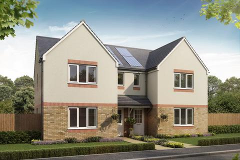 3 bedroom semi-detached house for sale - Plot 12, The Elgin at Fairfields, Land between Kilmarnock Road/ Tarbolton Road KA9