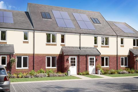 3 bedroom terraced house for sale - Plot 17, The Brodick at Fairfields, Land between Kilmarnock Road/ Tarbolton Road KA9