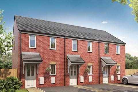 2 bedroom terraced house for sale - Plot 48, The Morden at Tawcroft, Andrew Road, Larkbear EX31