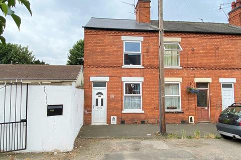 3 bedroom end of terrace house for sale - Lindum Street, Newark