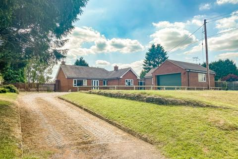2 bedroom detached bungalow for sale - Station Road, Broughton Astley, Leicestershire, LE9 6PT