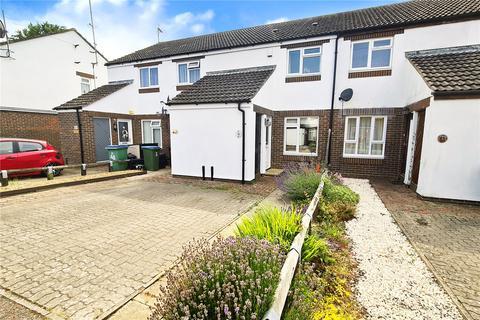 2 bedroom terraced house for sale - Goodwood Close, Rustington, Littlehampton, West Sussex