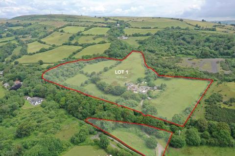 2 bedroom property with land for sale - Lot 1 - Tir Thomas James Farm, Eglwysilian Road, Lower Groeswen, CF15 7UU