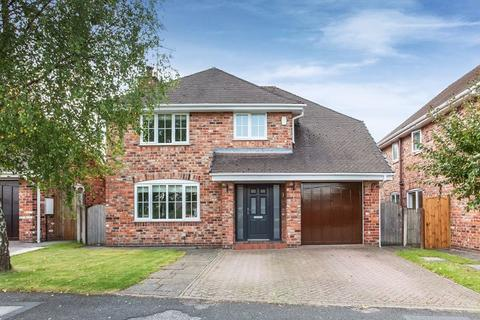 4 bedroom detached house for sale - Henshall Hall Drive, Mossley, Congleton