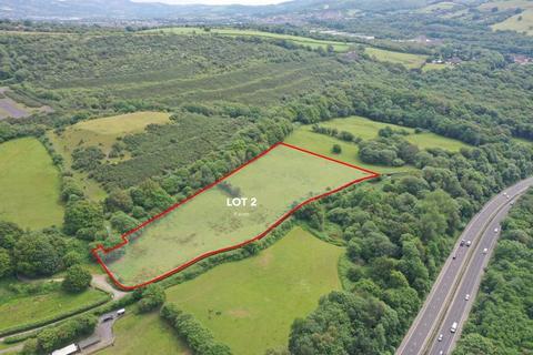 Farm land for sale - Lot 2 - 4 acres of Agricultural Land, Eglwysilan Road, Nantgarw