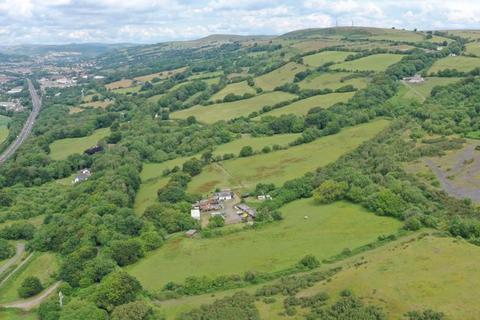 2 bedroom property with land for sale - Tir Thomas James Farm, Eglwysilan Road, Lower Groeswen, CF15 7UU
