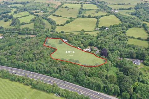 Farm land for sale - Lot 4 - 4.79 acres of agricultural land, Eglwysilan Road, Nantgarw