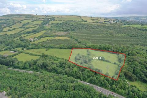 Farm land for sale - Lot 3 - 7.73 acres of Agricultural Land, Eglwysilan Road, Nantgarw