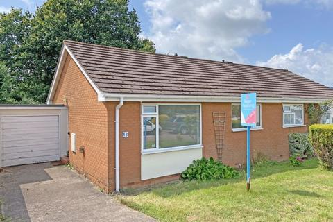 2 bedroom semi-detached bungalow for sale - Rosewell Close, Honiton