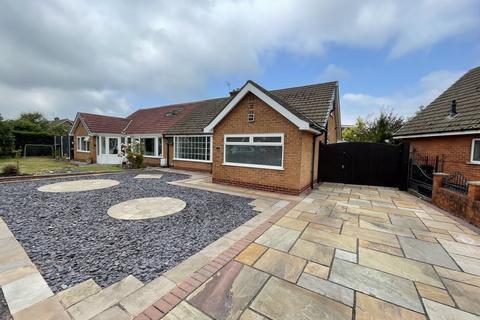 3 bedroom semi-detached bungalow for sale - Meadoway, Longton