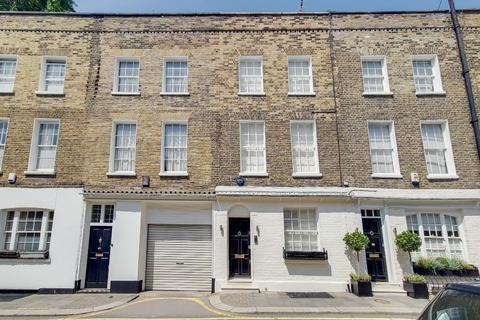 3 bedroom house to rent - Little Chester Street, Belgravia, London, SW1X 7AL