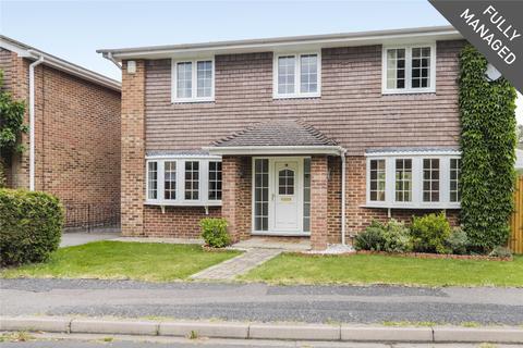 4 bedroom detached house to rent - Bramley Lane, Blackwater, Camberley, GU17