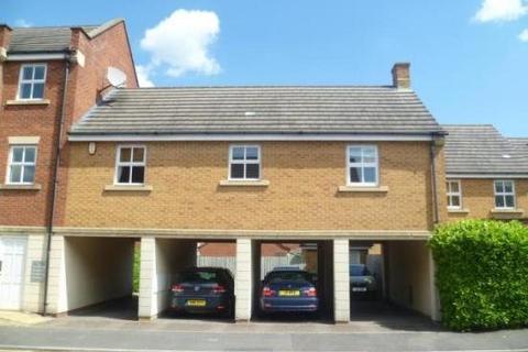 2 bedroom coach house to rent - Lancelot Road, Stoke Park, Bristol