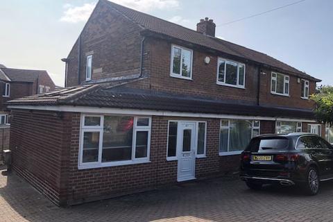 4 bedroom semi-detached house to rent - Springwood Hall Gardens, Huddersfield