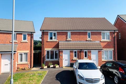 3 bedroom semi-detached house for sale - Hob Close, Monkton Heathfield