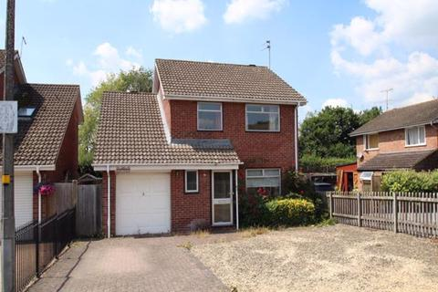 4 bedroom detached house for sale - Yarmouth Close, Freshbrook, Swindon