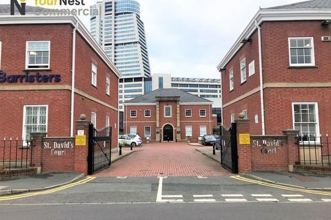 Parking to rent - Car parking spaces, St Davids Court, LS11 5QA.
