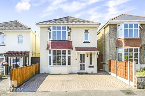 3 bedroom detached house for sale - King Edward Avenue, Moordown, BH9