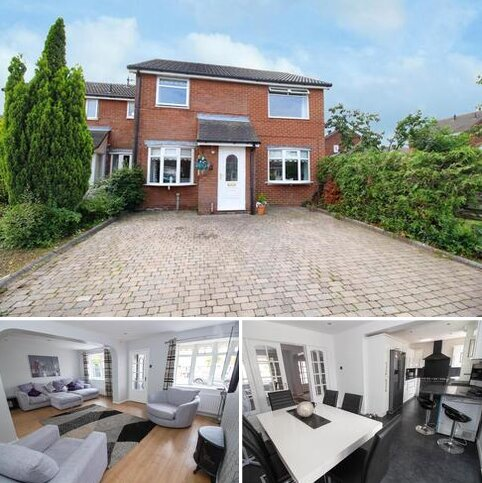 4 bedroom semi-detached house for sale - Carlton Close, Ouston, Chester-le-Street
