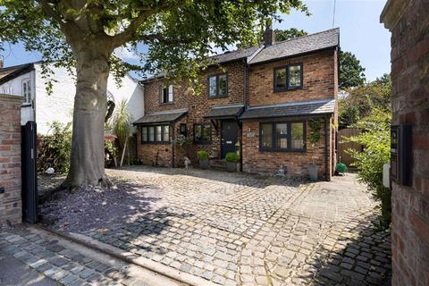 3 bedroom house for sale - Knutsford Road, Alderley Edge