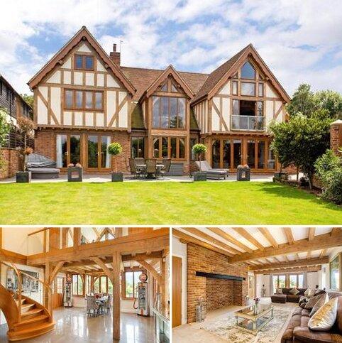 4 bedroom detached house for sale - Mott Street, High Beech, Loughton, Essex, IG10