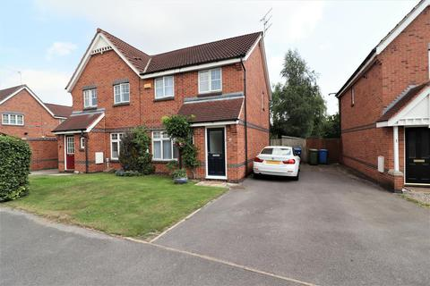 3 bedroom semi-detached house for sale - Lowerdale, Elloughton, Brough