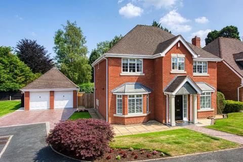 4 bedroom detached house for sale - 7, Chatsworth Gardens, Tettenhall, Wolverhampton, WV6
