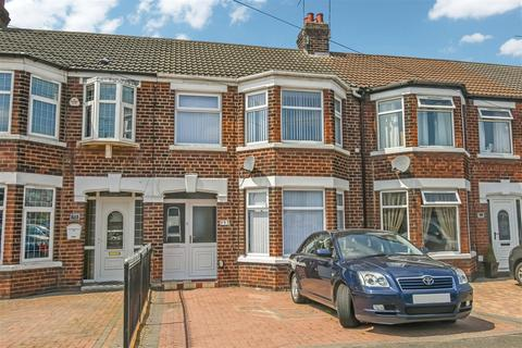 3 bedroom terraced house for sale - Meadowbank Road, Hull