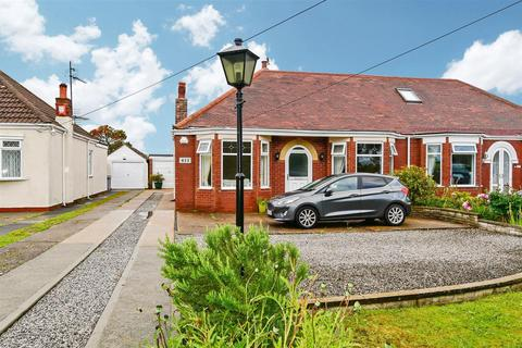 3 bedroom semi-detached bungalow for sale - Main Road, Wyton, Hull