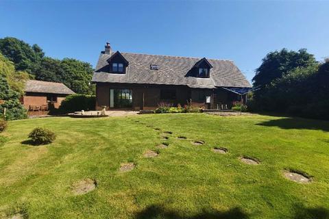 4 bedroom property with land for sale - Rhosygarth, Aberystwyth, Ceredigion, SY23
