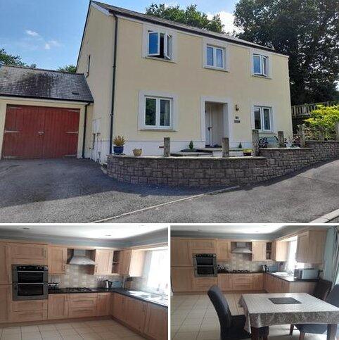 4 bedroom detached house for sale - Parc Pencrug, Llandeilo, Carmarthenshire SA19