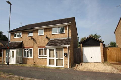 3 bedroom semi-detached house for sale - Bannerman Drive, Brackley, NN13