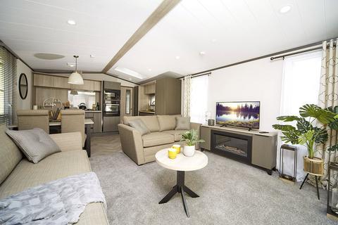 2 bedroom park home for sale - Sunset Park Holiday Village, Sower Carr Lane, Hambleton, Lancashire, FY6