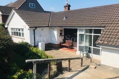 4 bedroom detached bungalow for sale - Old Hill Crescent, Christchurch, Newport . NP18 1JL