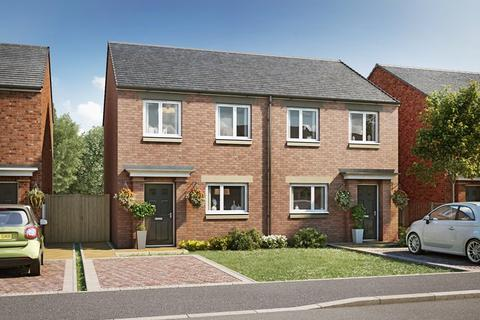 3 bedroom semi-detached house for sale - Plot 83, The Poplar at Meadow View, Meadow View, Off Coaley Lane, Houghton-le-Spring, Tyne and Wear DH4