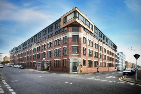 1 bedroom apartment to rent - Cotton Lofts, Fabrick Square, 1 Lomabrd Street, Digbeth, Birmingham, B12 0AD