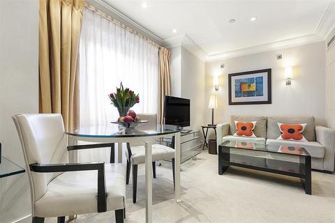 Studio to rent - Wilbraham Place, SW1X