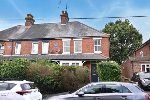 3 bedroom end of terrace house for sale - Elmsleigh Road, Farnborough, Hampshire, GU14
