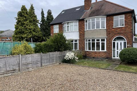 3 bedroom semi-detached house to rent - Leicester Road,  Wigston, LE18