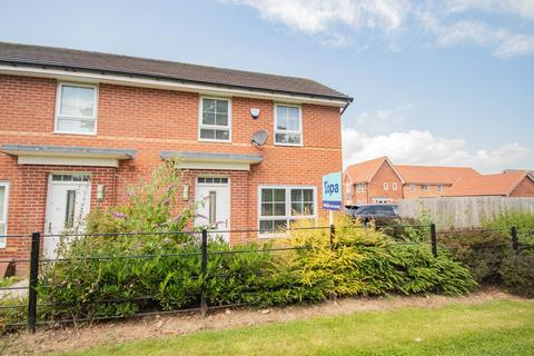 2 bedroom semi-detached house to rent - Colman Crescent, Hull HU8