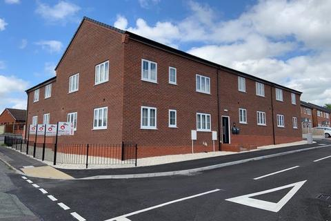 1 bedroom flat to rent - Foundry Court, Foundry Close, Chesterton, ST5