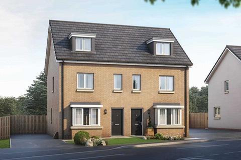 3 bedroom semi-detached house for sale - The Roxburgh, Ravenscraig, Plot 42, The Castings, Meadowhead Road, Ravenscraig, Wishaw