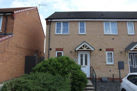 2 bedroom end of terrace house to rent - Hyde Park Road, Kingswood, HU7
