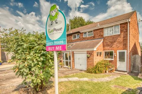 3 bedroom semi-detached house for sale - Buces Road, Galmington, Taunton TA1 4NG