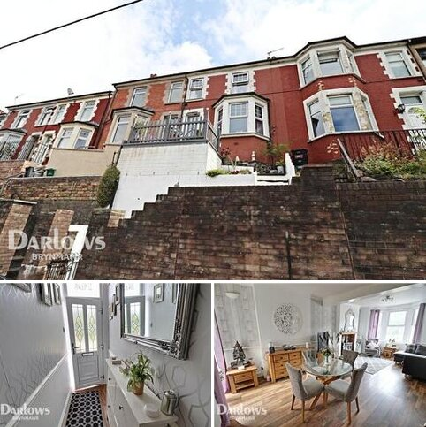 3 bedroom terraced house for sale - Richmond Road, Abertillery