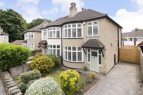 3 bedroom semi-detached house to rent - Oakwell Oval, Roundhay, Leeds, LS8 4AL