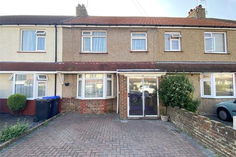 3 bedroom terraced house for sale - Orchard Avenue, Lancing, West Sussex, BN15
