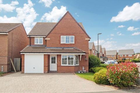 4 bedroom detached house to rent - St. Aidans Walk, Hebburn , Hebburn, Tyne and Wear, NE31 2GE